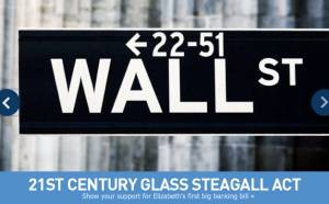 21st              Century Glass-Steagall Act