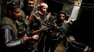 51e8034de7f83 ... di paesi come Turchia e Qatar avrebbe quindi assicurato ai comandanti  delle brigate attive in Siria l imminente arrivo di ingenti forniture di  armi per ...