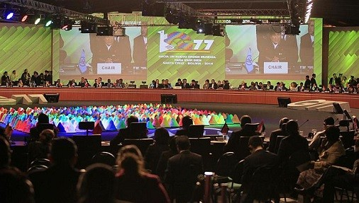 G77+Cina: una vera e propria organizzazione delle nazioni unite