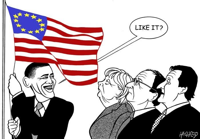 Con il TTIP/TAFTA è in gioco l'indipendenza dell'Europa (Pushkov)
