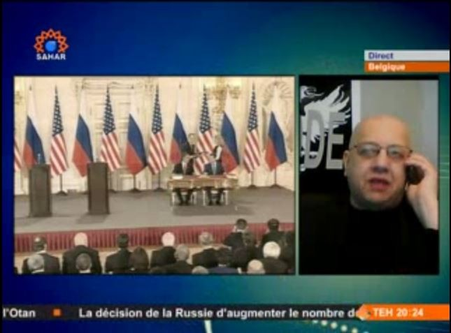 EODE-TV - EXPERTS lm + fb ARSENAL RUSSE SAHARTV (2015 04 21) FR (1)