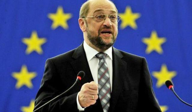 Martin Schulz: faremo di tutto per influenzare il voto in Grecia...