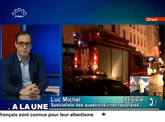 EODE TV - SAHARTV attentats Paris LM & FB (2015 11 21)  FR