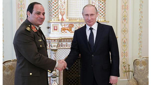 Il Presidente egiziano Al Sisi denuncia i patrocinatori del terrorismo ed i loro piani contro l'Egitto