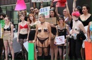 donne anti trump