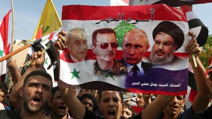 La guerra di Hezbollah in Siria
