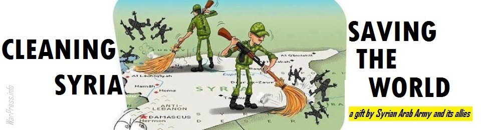 Siria spazzano via ratti