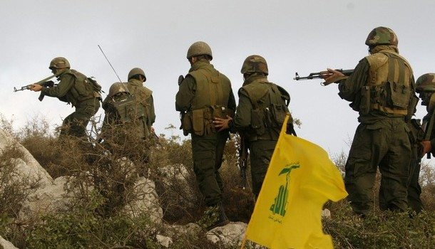 hezbollah golan