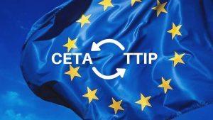 CETA TTIP