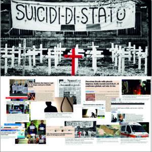 """Biella, suicidio di coppia per due ambulanti sessantenni: """"Perdonateci, siamo sul lastrico"""""""