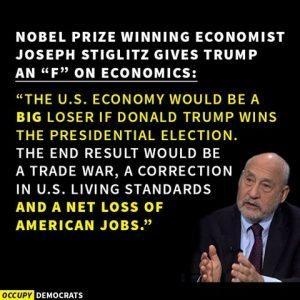 stglitz vs trump