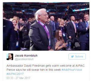 AIPAC 2017 - LM II friedman (2017 03 30) FR