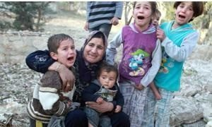 Bambini-vittime-a-Mosul