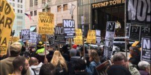 usa protesta contro raid siria