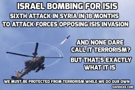 Israel bombing Syria