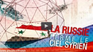 PRESSTV LM CIEL SYRIEN