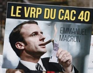 Elezioni Francia, vincono Macron e gli euroinomani