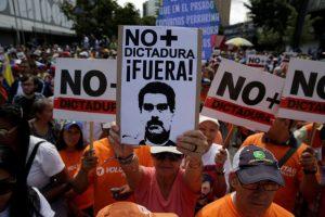 Maduro dittatore