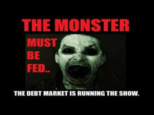 monster fed