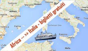 AFRICA italia biglietti