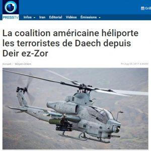 US + DAECH