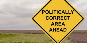 politically correct area