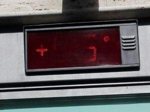 sora termom esterno