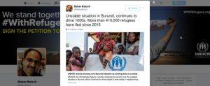 PANAF-NEWS - Burundi spécial actu III réfugiés (2017 09 14) FR