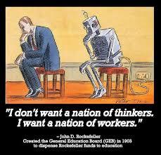 Rockefeller workers