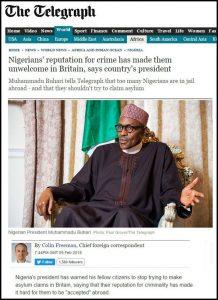 Presidente Nigeria
