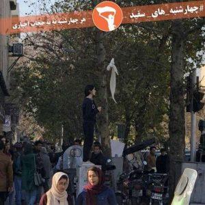 iran fake protester