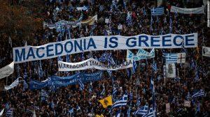 macedonia è Grecia