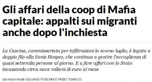 mafia capitlae