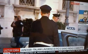 Junker italiani lavorino corrotti