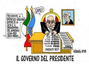 governo del presidente