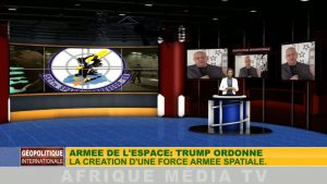 VIDEO.FLASH.GEOPOL - Space us army - amtv (2018 07 26) FR
