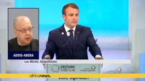 VIDEO.FLASH.GEOPOL - Erevan II francophonie - presstv (2018 10 14) FR