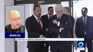 VIDEO.FLASH.GEOPOL - De + fr corne de l'Afrique - presstv (2019 02 01) FR